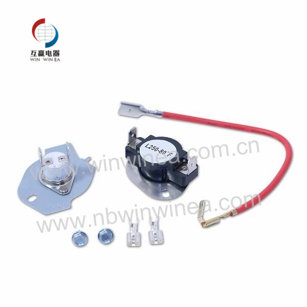 Whirlpool 279816 Thermostat Kit for Dryer Featured Image