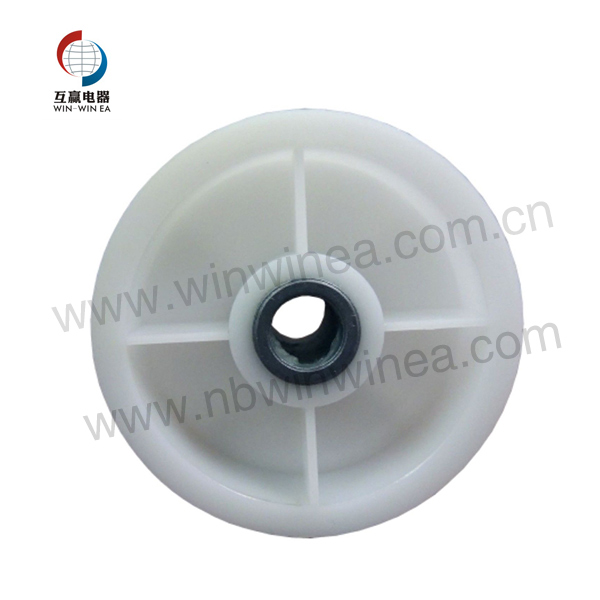 6-3700340 Whirlpool Dryer Plastic Dlabola Pulley Wheel
