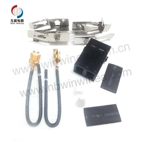 Whirlpool Gas Burner Parts Ibabaw Element Sisidlan Kit 330,031